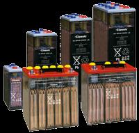 Аккумуляторы Classic OPzS