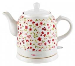 Керамический чайник VES Electric VES1022-R