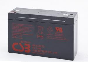 Аккумуляторная батарея CSB GP 6120 (6V 12Ah)