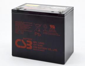 Аккумуляторная батарея CSB GPL 12520 (12V 52Ah)