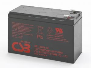 Аккумуляторная батарея CSB HR 1234W (12V 34Ah)