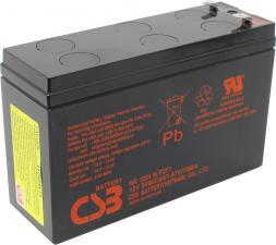 Аккумуляторная батарея CSB HR 1224W (12V 24Ah)