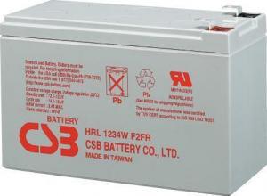 Аккумуляторная батарея CSB HRL 1234 (12V 34Ah)