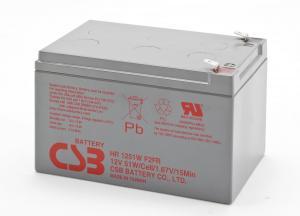 Аккумуляторная батарея CSB HR 1251W (12V-51Ah)