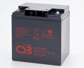 Аккумуляторная батарея CSB HR 12120W (12V-120Ah)