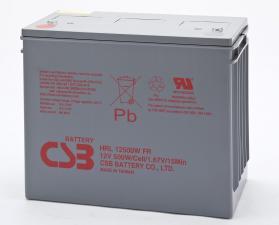 Аккумуляторная батарея CSB HRL 12500W (12V-500Ah)