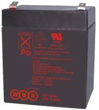 Аккумуляторная батарея WBR GP 1245 (12V-4.5Ah)