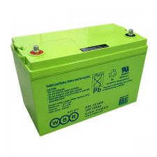 Аккумуляторная батарея WBR GPL 121000 (12V-100Ah)