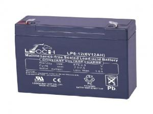 Аккумуляторная батарея LEOCH DJW 6-12 (6V-12Ah)