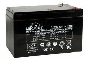 Аккумуляторная батарея LEOCH DJW 12-12 (12V-12Ah)