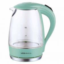 Стеклянный чайник VES Electric VES2006-M