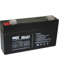 Аккумуляторная батарея MNB MS 1.2-6