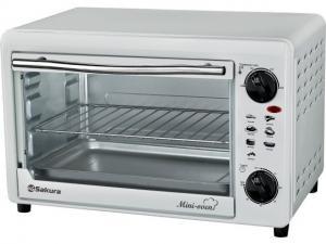 Мини-печь с таймером Sakura SA-7019W