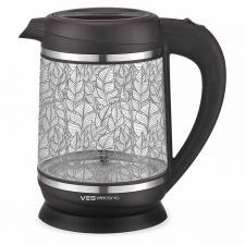 Стеклянный чайник VES Electric VES2000-P