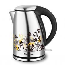 Металлический чайник Sakura SA-2118SC