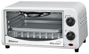 Мини-печь с таймером Sakura SA-7018W