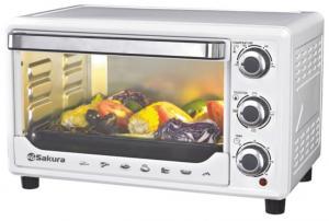 Настольная духовка с таймером Sakura SA-7000W