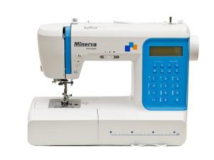 Компьютеризированная швейная машина Minerva DecorExpert