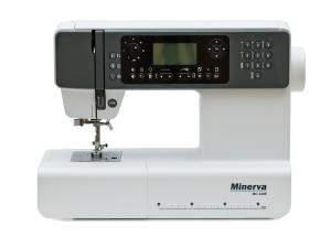 Компьютеризированная швейная машина Minerva MC 440E