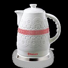 Керамический чайник Sakura SA-2028P-1