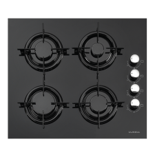 Газовая плита Luxell LX-40TAHDF Черный