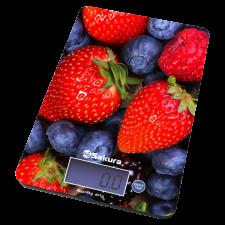 Весы кухонные электронные Sakura SA-6075B