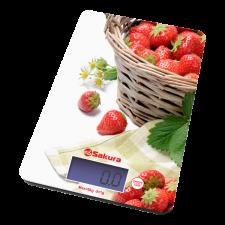 Весы кухонные электронные Sakura SA-6075K