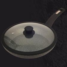 Сковорода с крышкой KENWELL SFL2024 24*4,8 см