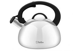 Металлический чайник Bollire BR-3006 2,5л.