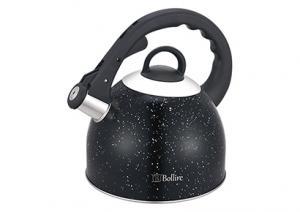 Металлический чайник Bollire BR-3009 2,5л.