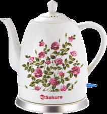 Керамический чайник Sakura SA-2031R